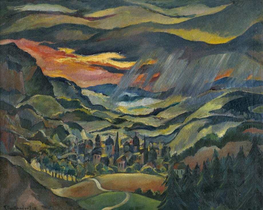 Heckendorf_Stadt_im_Gebirge_1919