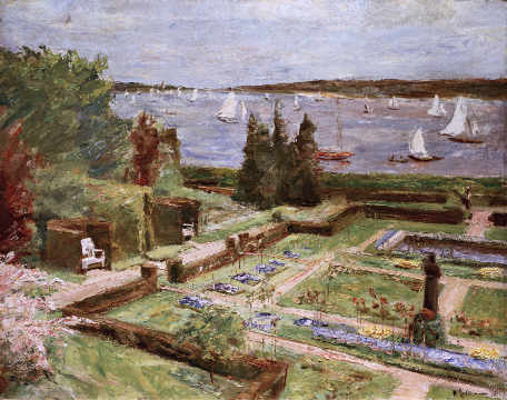 Max_Liebermann_Garten_der_Familie_Arnhold_1911