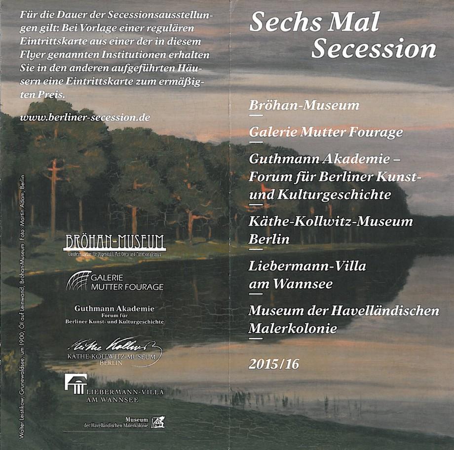 Sechs_Mal_Secession